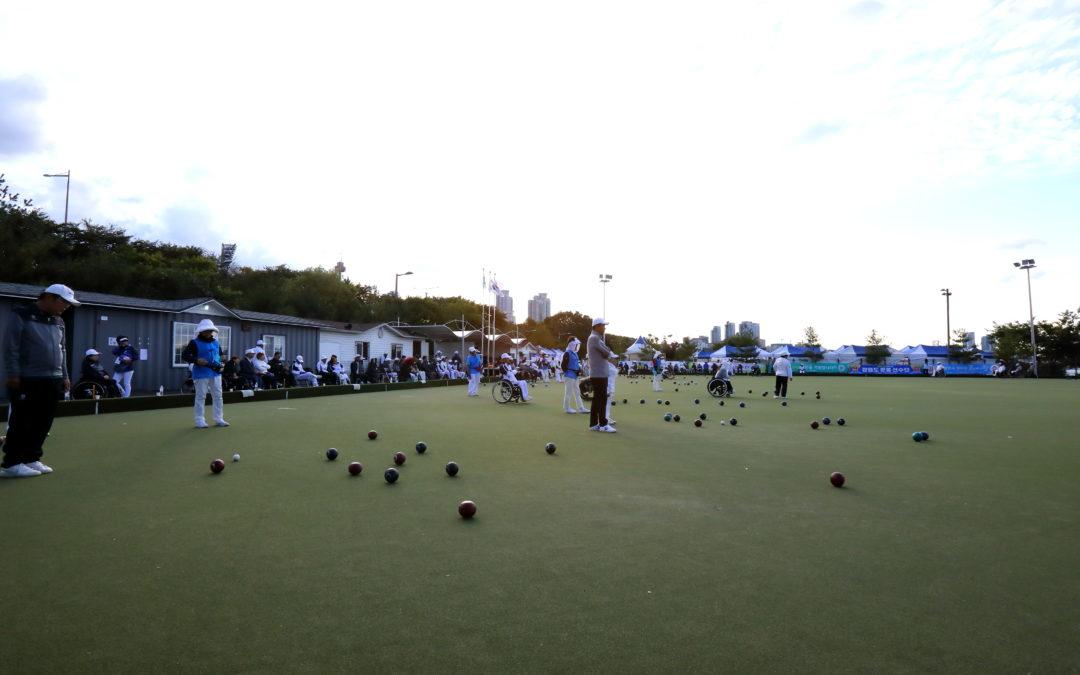 제39회 전국장애인체육대회 경기 및 시상식